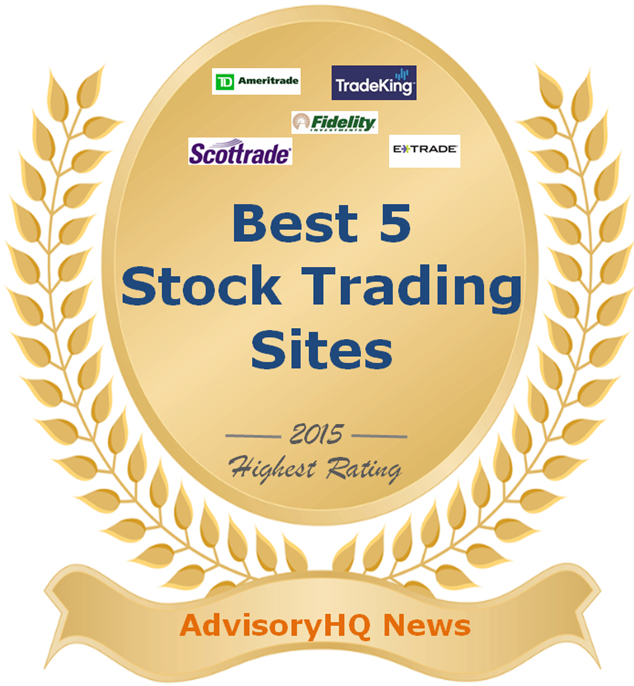 Best online stock brokerage service