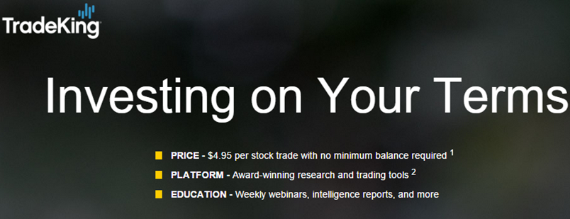 Best online stock trading options