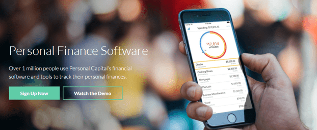 Personal Capital Finance Software-min