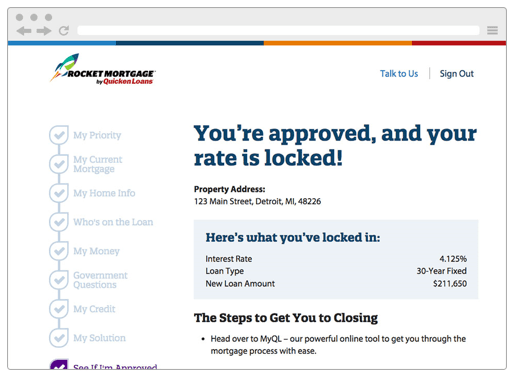 capital one pre approval quicken loans