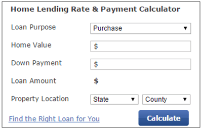 mortgage calculator - mortgage payment calculator