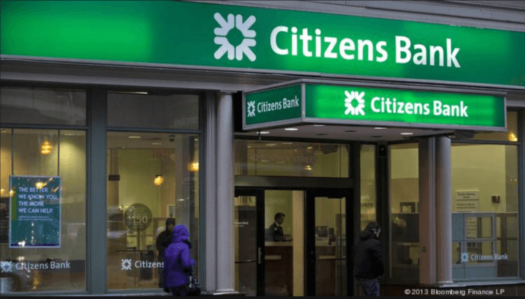 citizen bank case Ciiz fici g, ic case study citizens financial group, inc is a $120 billion commercial bank holding company headquartered in providence, ri • citizens financial group, inc.
