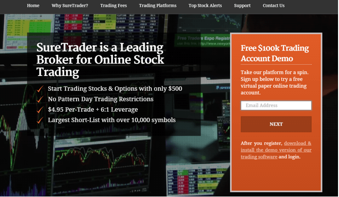 Best online stock broker canada