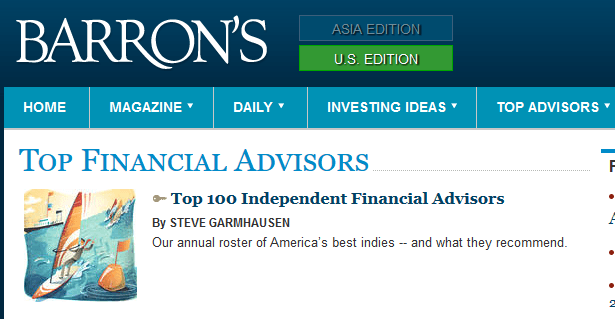 Barron's option trading review