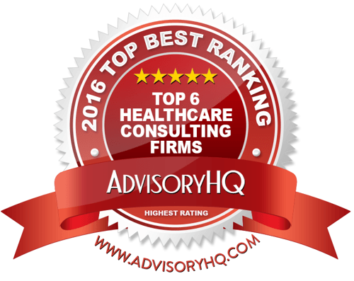 Top 6 Healthcare Consulting Firms - Ranking-min