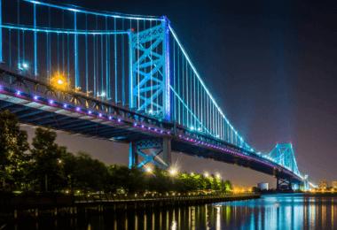 Philadelphia, PA bridge