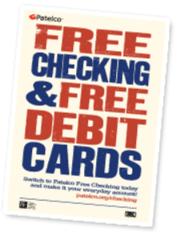 Patelco Credit Union Free Checking-min