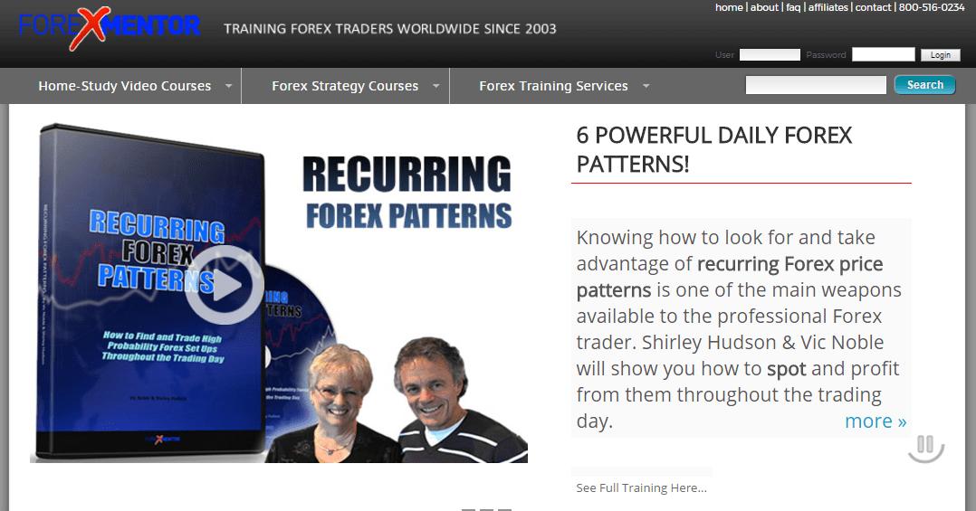 Forex mentoring course