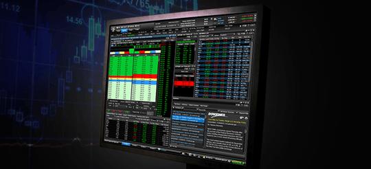 E trade forex review
