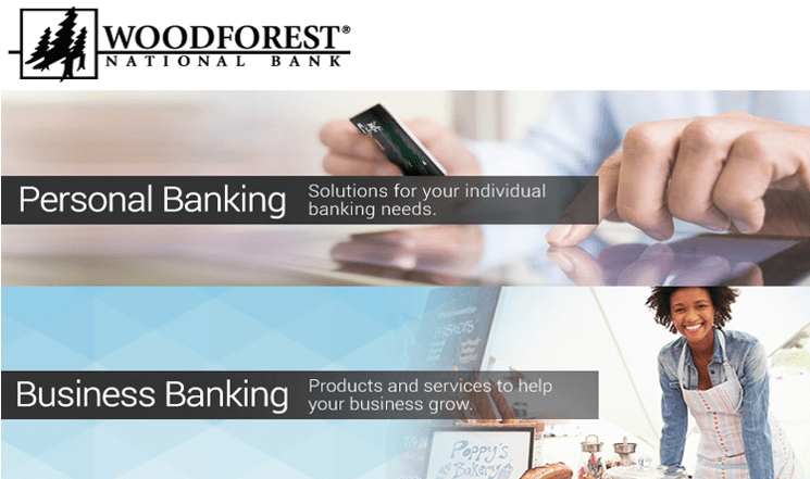 reviews banking single woodforest national bank rating