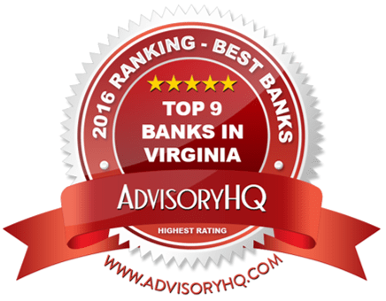 Top 9 Banks in Virginia-min