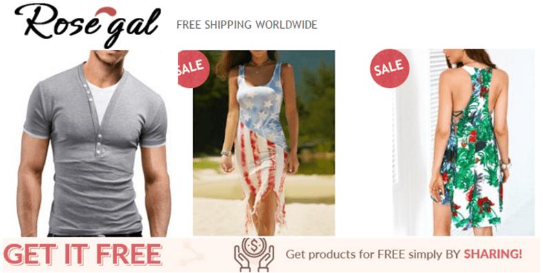 Legitimate online clothing stores