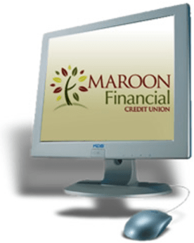 Maroon Financial Credit Union Online Banking Review-min