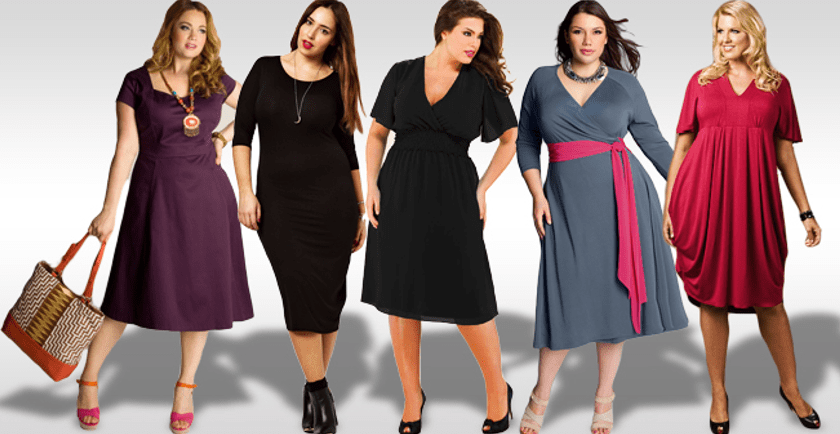 These Websites Offer Some of the Best Clothing Options for Plus Size and Curvy Women