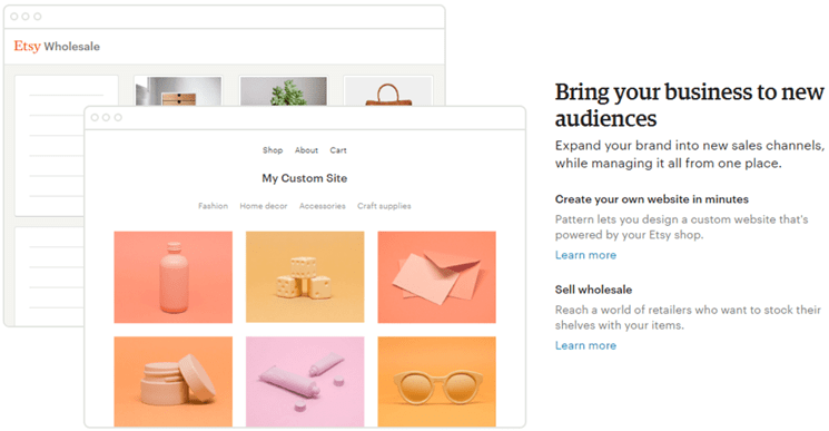Etsycom  Shop for anything from creative people everywhere