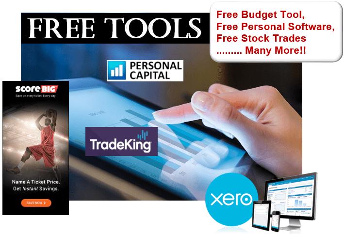 Free Finance Tools-min