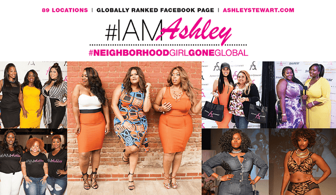 Pay ashley stewart Kreditkarte