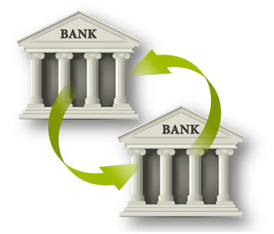 can i transfer money from one bank to another bank