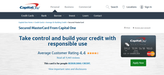 Worst credit card company