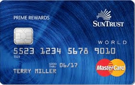 Top 5 Best SunTrust Credit Cards 2017 Reviews