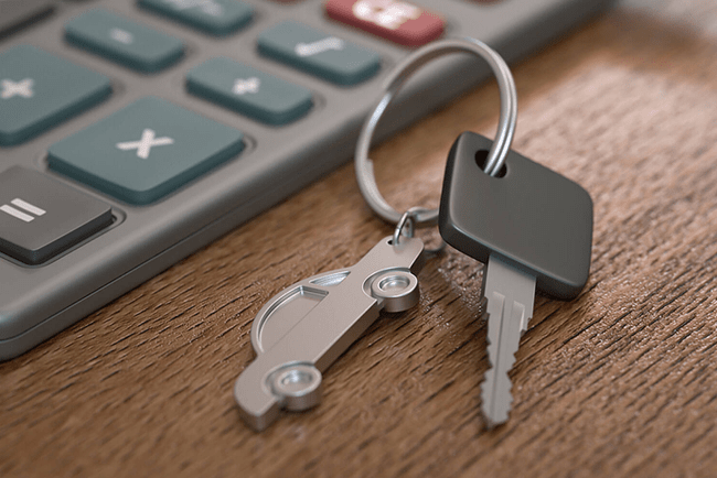 Refinanziert ein Fahrzeug Darlehen