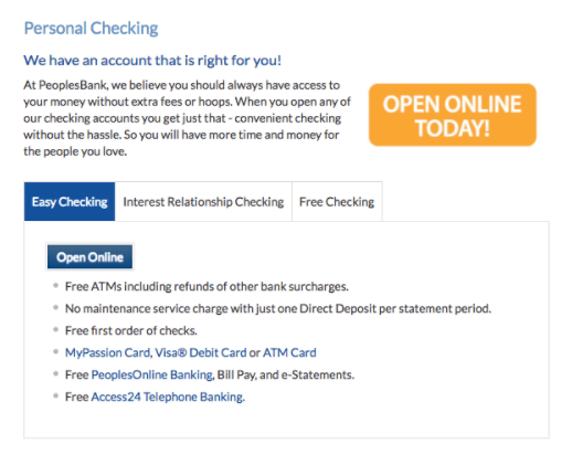 How do you get a free checking account with no fees?