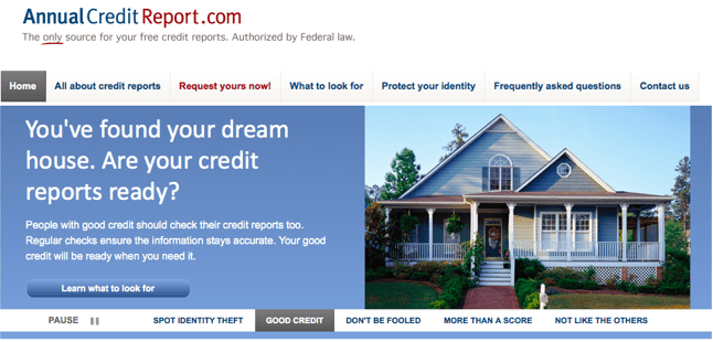 Free Annual Credit Report Without Credit Cards
