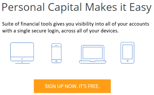 Personal Capital Financial Toll Free Account Sign Up