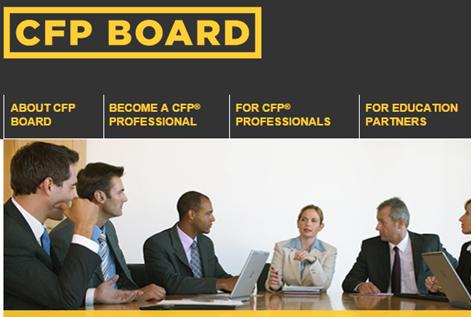 Certified Financial Planner Board of Standards