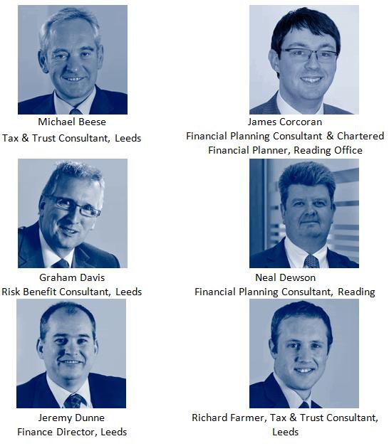 Pearson Jones - Top UK Wealth Management Firm