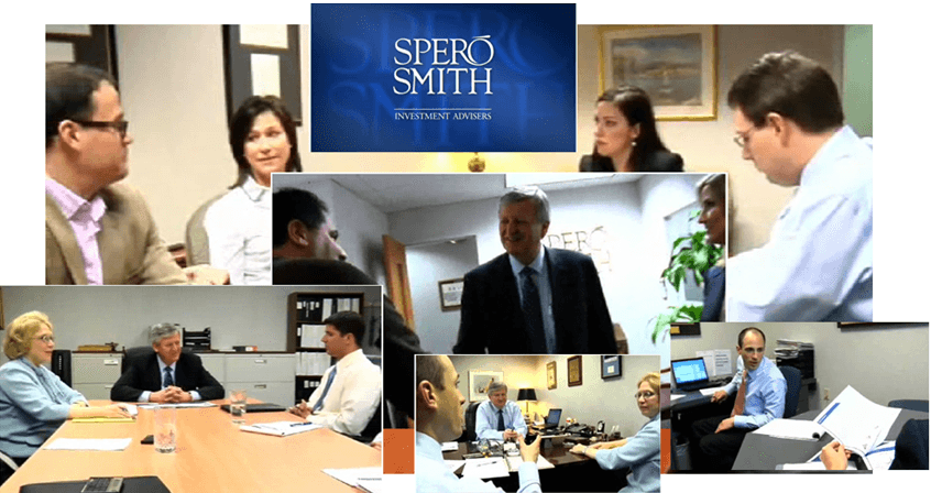 Spero-Smith Investment Advisers Team Members