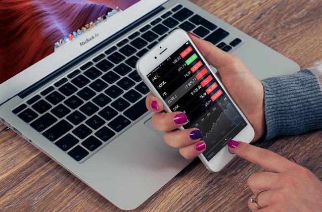 Acorns App Review on iphone