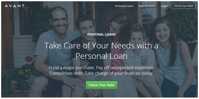avant loan reviews