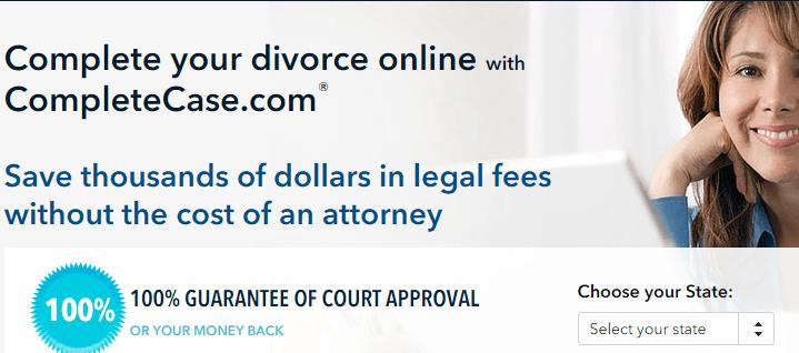 complete divorce online