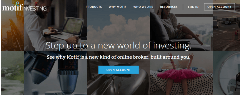 Review of Motif Investing