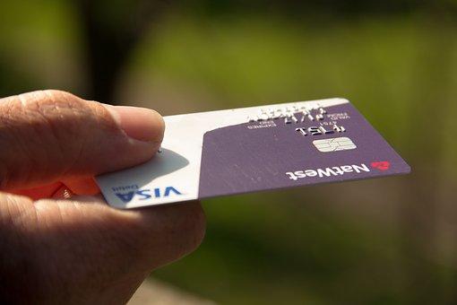 natwest banking visa card