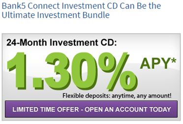 bank 5 connect investment bundles