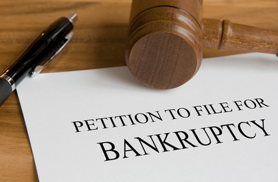 when to file for bankruptcy