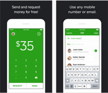 Square Cash to send money on mobile-min