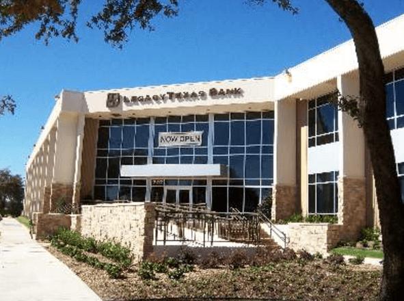 LegacyTexas Bank Review