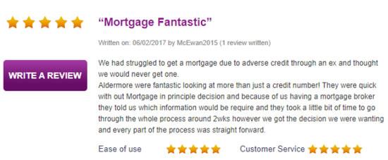 aldermore customer reviews