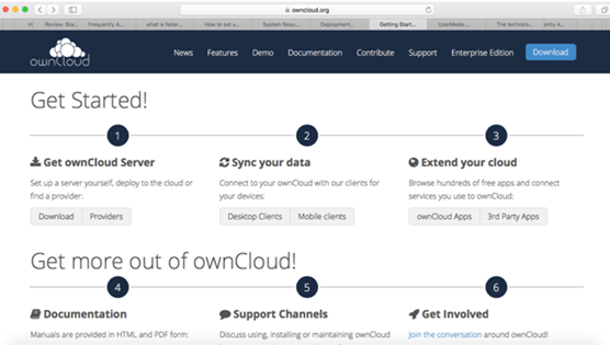 alternative to owncloud-min