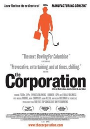 The Corporation - documentaries about finance