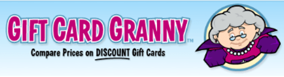 Gift Card Granny - where to sell gift cards