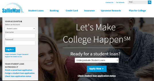 Best option for private student loans