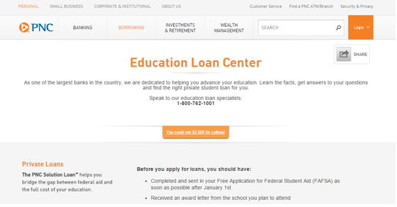 best place to get student loans