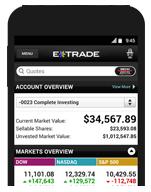 etrade - Mobile Trading