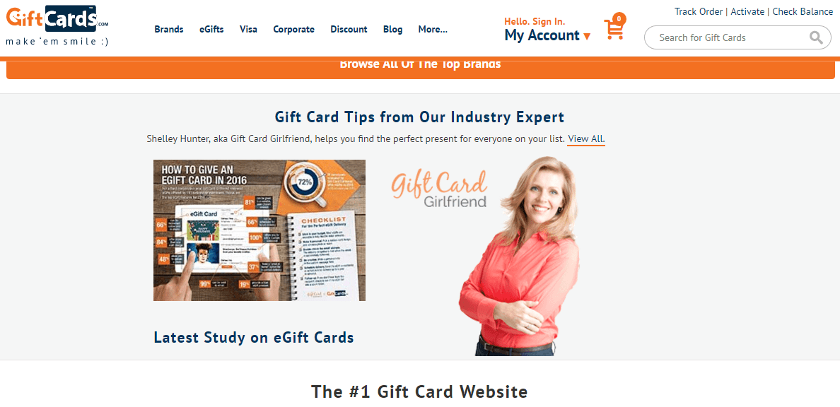is giftcards.com safe
