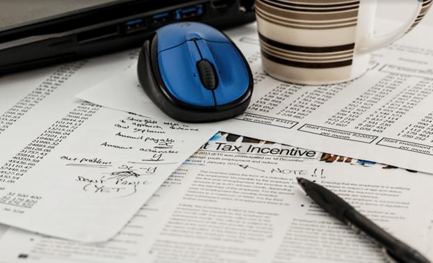 betterment tax forms