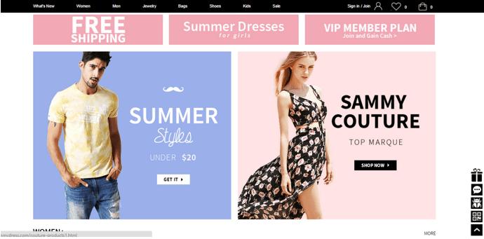 Sammydress - cheap clothes online